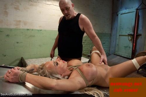 Bondage hard slut