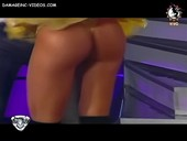 Upskirt de Virginia Gallardo
