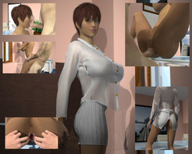 No Panties Boss