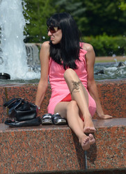 street candid, ricas hembras hermosas OOPS descuidos!  Tj3i1n6is2pl