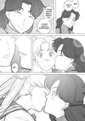 [TDF] Sailor Moon: The Beauty of a Mother (Sailor Moon) [Chapter 1 Complete]