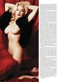 Lindsay Lohan (7 F)  Posando Desnuda Reportaje Completo, Enero 2012